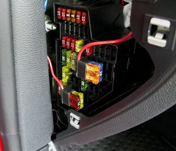 Gti  U0026quot Homelink U0026quot   Can It Be Installed In The Car